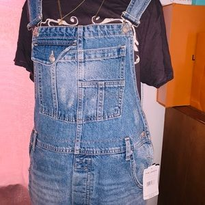 Free People brand new with tags overall